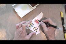 Cards-tutorials,tips, videos / by Rebecca Garrett