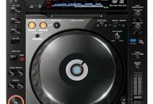 DJ Equipment / by DJiZM Disc Jockey Services