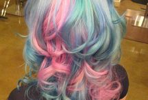hair & beauty / by Shannon Wolfe-Hess