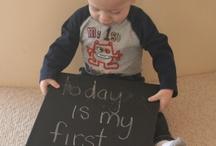 Ellie's First Birthday Inspiration Board / by Megan Landmeier