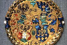 Heraldic Jewellery / by Sabine du Bourbonnais