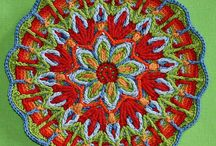 Crochet ~ Squares & Motifs / by Sharon Peay