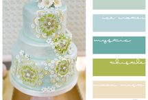 Color Swatches / by Stacia