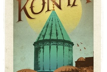 Konya / by Natalie @Turkish Travel Blog