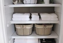 Bathroom ideas / by Sarah Eldred