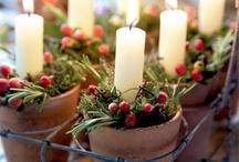 Christmas Decorating/Crafting/Gifting / by Amanda Kramer