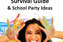 School Ideas / by Sharlane Blumetti