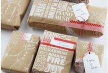 Christmas Ideas / by Carolyn Kingston