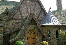 Storybook Dwellings / by Gail Sidney