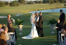 Wedding Venues - Golf Courses / by Virginia Bishop