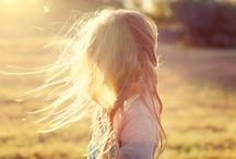 Sunshine and Rainbows / by Karynn Elizabeth