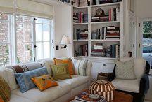 Bookcases / by Patricia Dillon-Binda