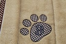 Applique/Monogramming/Sewing / by Ashley Thompson