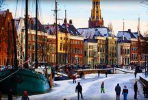 Holland / by Jacky