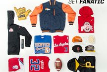 Get Fanatic - 2013 Gift Guide / Get the fanatic in your life all the caps, tees, and jackets they need to rep their team.  / by Eastbay