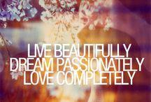 Live..Laugh..Love / by Krystal Norris Burton
