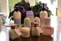 Homemade lotions and washes / by Julie Taylor