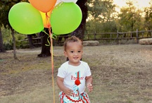 Tate's first birthday / by Marie Bermes