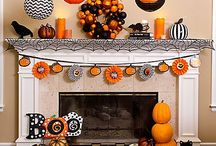 Top Halloween Decorating Ideas / Gather round for a spooky collection of Halloween decorating ideas & tips picked by you! We've put together the best pins from our chic modern board to our gruesome Asylum board! Happy Haunting! / by Party City
