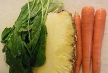 Fresh Juice Recipe's / by Natashia Hallett
