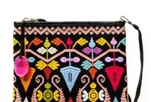 Bags, Clutches, Wallets & More / by Isi Disi