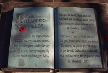 Flanders Fields / by Sarah B