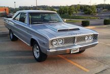 mopar muscle / Mopar street warrior's and rare chryslers / by cleckley motorworks