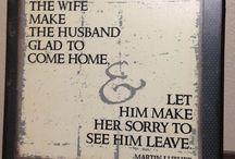 Love & Marriage / by JenellBStewart