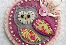 I Love Owls / by Molly Severtson