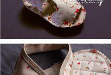 Zapatos de bebe / by Solmarie Cortes Rojas