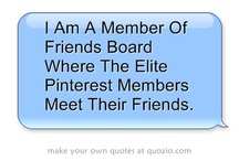 ♛ℱriends ♛ ℬoard♛ / DO NOT PIN OR UPLOAD ANYTHING TO THIS GROUP. FRIENDS BOARD WAS CREATED FOR PERSONALLY CHOSEN MEMBERS. THESE PINTEREST ELITE MEMBERS WILL HAVE THEIR PROFILE SHOWCASED IN GROUP, SO MEMBERS CAN FOLLOW EACH OTHERS BOARDS. ALL MEMBERS HAVE EXCELLENT BOARDS. #RULES ARE ONLY TYPED, COMMUNICATION, STRICTLY NO PINNING ALLOWED, PLEASE KEEP OUR GROUP ROOM FREE OF ANY PINS. Admin and group leader Lori (Aussiegirl) / by ✿⊱╮Aussiegirl ♛