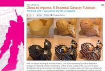 cosplay madness / by Valerie Rodney
