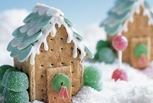 Gingerbread Houses / by Christi Boomer