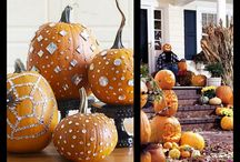 Haute Couture Halloween, Thanksgiving & Fall Decor / Halloween, Thanksgiving & Fall Decor #halloween #thanksgiving #fall #decor #decorations / by Maria Proietti