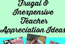 teacher appreciation event / by Amber Page