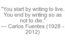 I Love to Write!!! XD / by Celia Wright