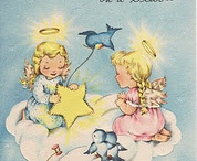 Vintage Cards / by Cheryl May