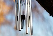 Wind chimes / by Kathy Pang