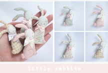 E bunnies / by Lisa Hewson