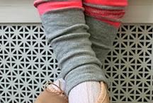 Leg Warmers/Socks / by Blayne Nichol
