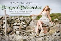 Rio Grande Crayon Collection  / by Sandgrens Clogs