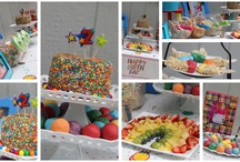 Art themed party / by Melissa Lindquist