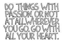 Words of Wisdom / by Jessie B.