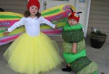 Halloween costumes / by Ashley Cooper