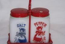 Pass the SALT & PEPPER  / by Joan Ziegler