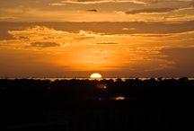 Sunset and Sunrise / by Ritu Saini