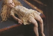 abandoned dolls / by JuiceARollOfCandy