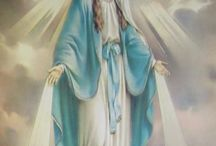Blessed Mother / by Mary Kay Killian
