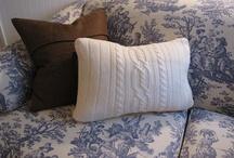 Pillows / by Kathy Hinojosa