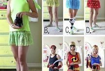 JLGO HALLOWEEN HUSTLE  / Costumes for the 5K! / by Kelsey Peterson